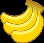 バナナ イラスト素材